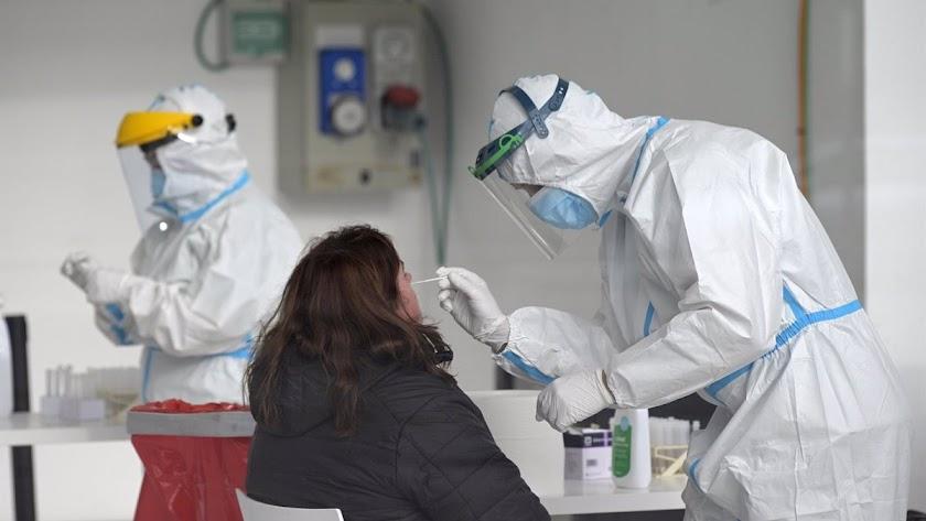 Los datos del coronavirus del sábado 20 de marzo.