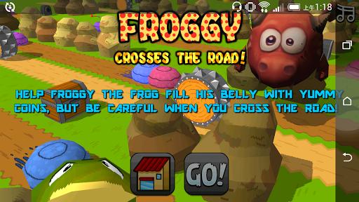 瘋狂青蛙小遊戲