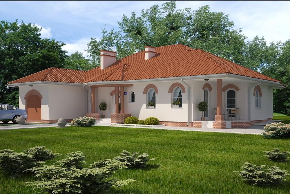 Projekat Prizemnih Kuca | Joy Studio Design Gallery - Best Design