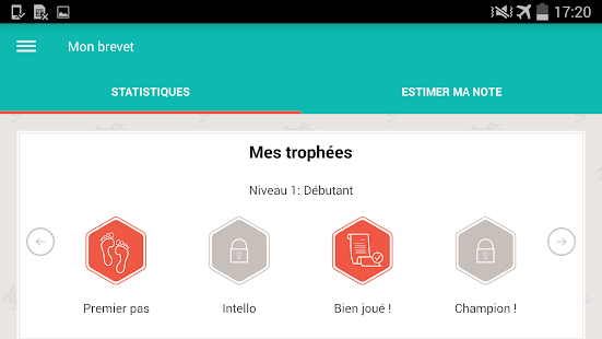 Brevet des collèges 2015- screenshot thumbnail