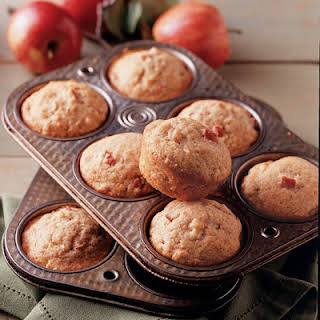 Cinnamon Apple Muffins.