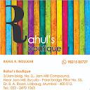 Rahul's Boutique, Lal Baug, Mumbai logo