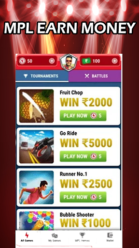 Guide for MPL- Earn Money from Play Games android2mod screenshots 2