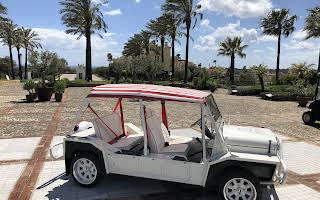 Austin Mini Moke Rent Andalucía