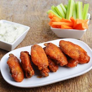 Homemade Chicken Wings Recipes