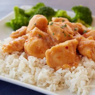 Slow-Cooker Orange Chicken Recipe