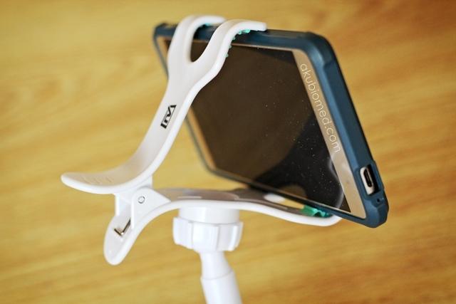 """Remax grip boleh memegang Smartphone bersaiz 6.3"""" ke bawah"""