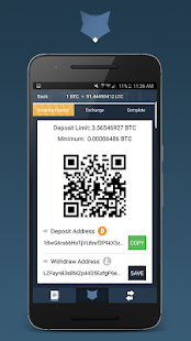 ShapeShift - Crypto Exchange- screenshot thumbnail