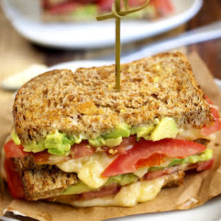 California Grilled Cheese.