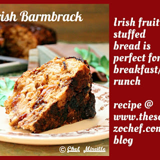 Irish Barmbrack for #BreadBakers.