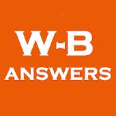 Word-Brain Answers