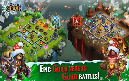 Castle Clash: Rise of Beasts- screenshot thumbnail