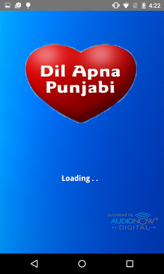 Radio Dil Apna Punjabi- screenshot
