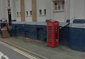 Town's red phone box is up for adoption