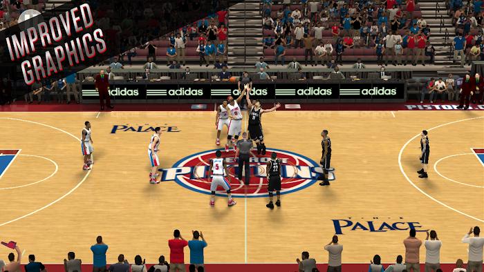 NBA 2K16- screenshot