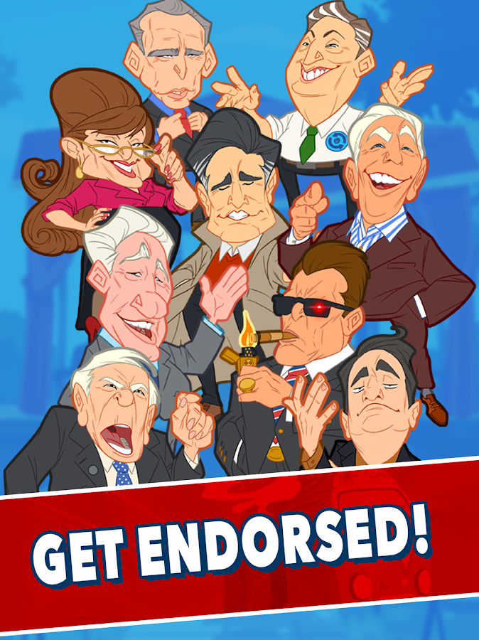 Pocket Politics- screenshot
