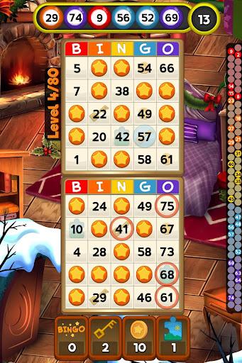 Bingo Xmas Holiday: Santa & Friends  captures d'écran 2