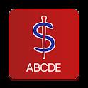 ABCDE icon