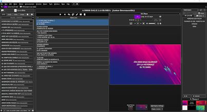 pantalla-Holyrics-easyworship-propresenter