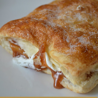 Caramel Dessert Pastry Recipes.
