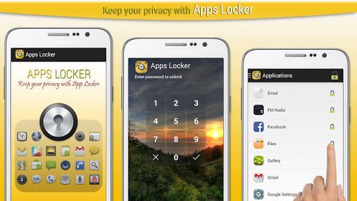 Apps Locker