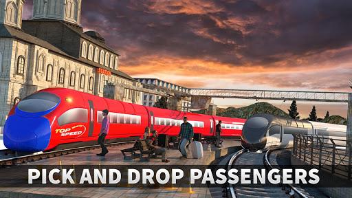 Real Train Driving Simulator: Railway Driver 2019  screenshots 6