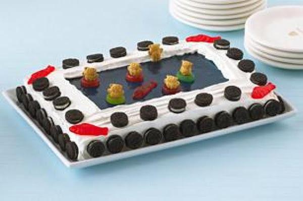 Jello Pool Cake Recipe