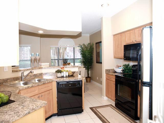 Photo: Unique floor plan (Kitchen)