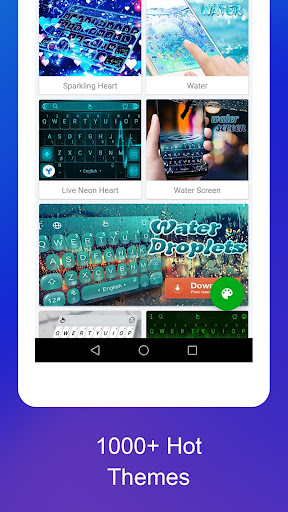 TouchPal Keyboard Pro- type with AI assistant 7.0.5.2_20190510103735 screenshots 1