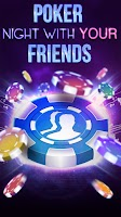 Screenshot of Poker Friends - Texas Holdem