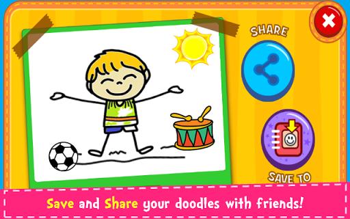 Magic Board - Doodle & Color 1.35 screenshots 4