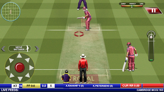 Real Cricket™ Premier League v1.1.2 MOD APK 7