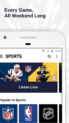 Download TuneIn: NFL Radio, Music, Sports & Podcasts MOD APK 4