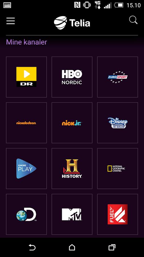 Telia Tv App