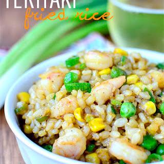 Teriyaki Fried Rice.