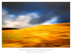 Photo: 'Attermire Scar' from the 'Dales Light' series of limited edition prints