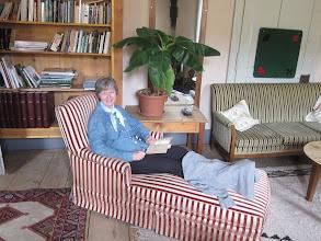 Photo: ... then lounge around.