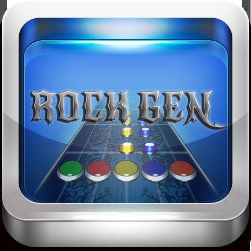 RockGen - Rhythm Game