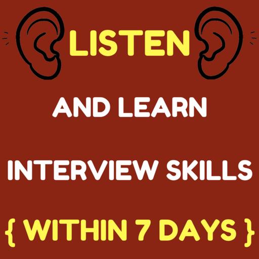 English Interview Preparation - Job Interview App Icon