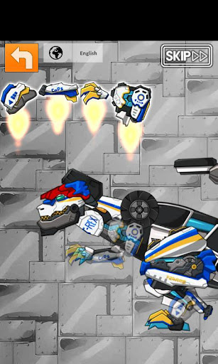 Transform Dino Robot - General Mobilization  screenshots 6
