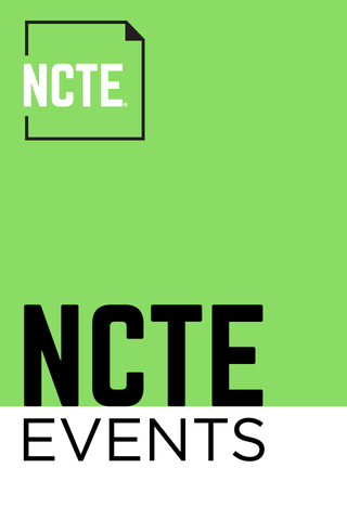 NCTE Events- screenshot