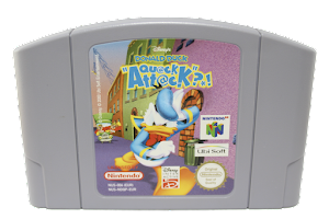 Donald Duck's Quack Attack
