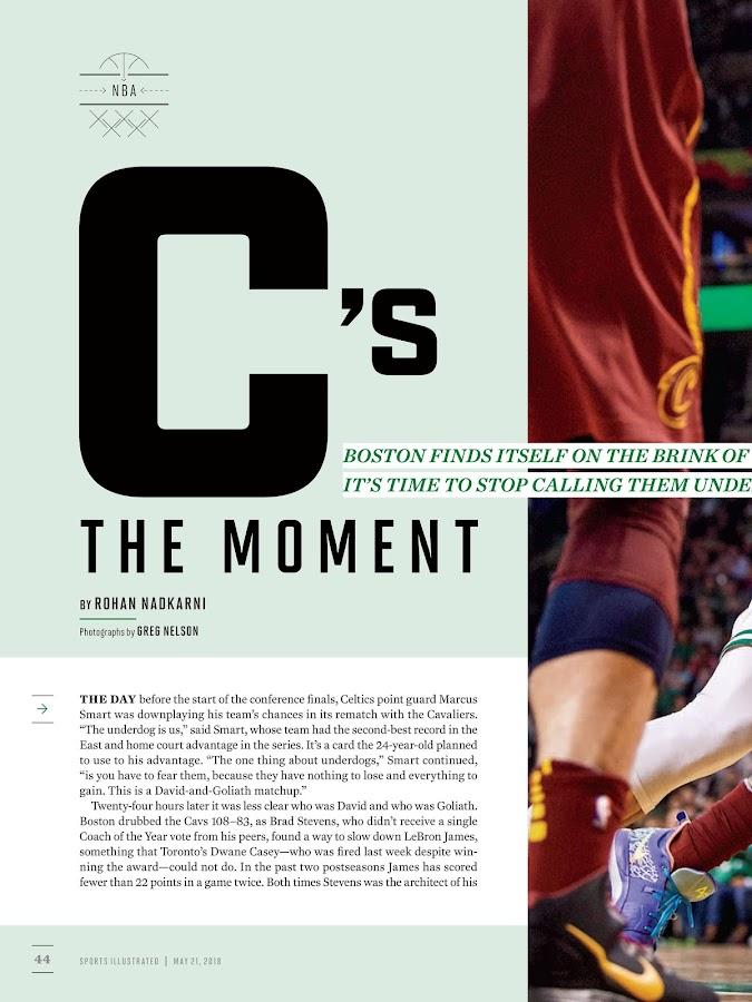 Sports Illustrated- screenshot