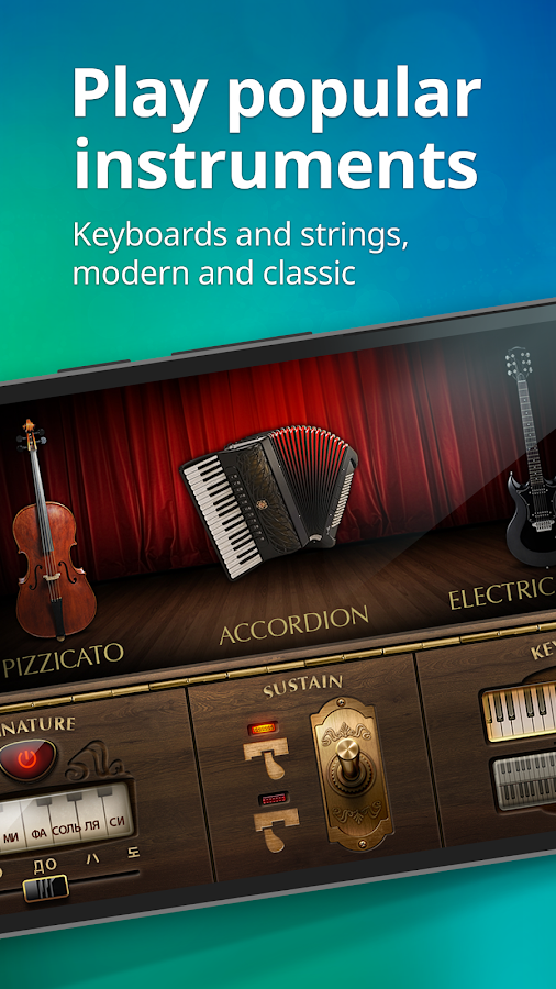 Piano - Keyboard & Magic Keys- screenshot