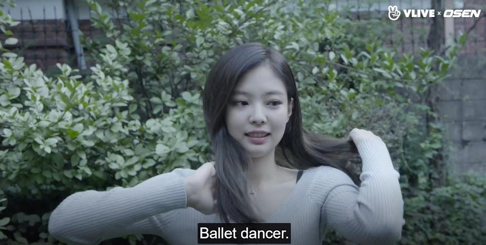 jennie ballerina