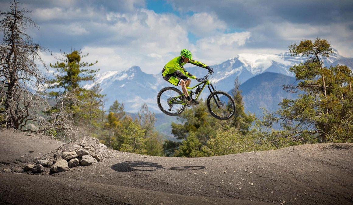 Domina los saltos en bici paso a paso