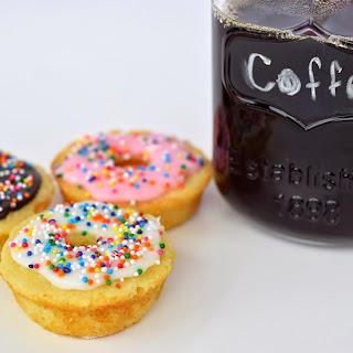 Coffee & Mini Donuts