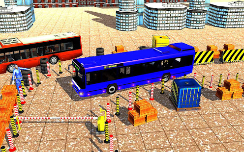 Download Bus Driving Simulator - Coach Parking Games For PC Windows and Mac apk screenshot 3