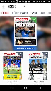 L'Equipe.fr : foot, rugby Screenshot 6