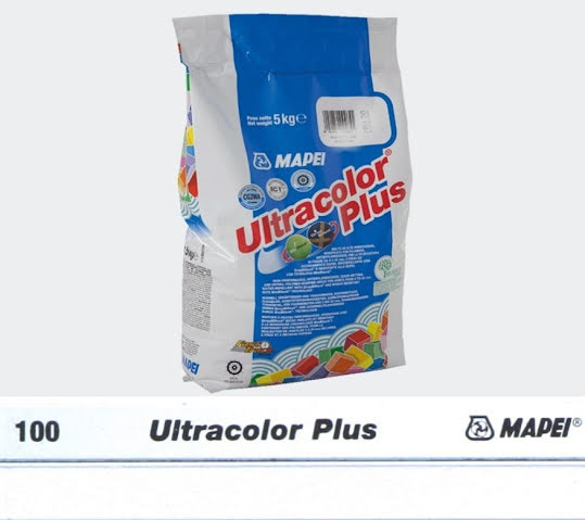 Ultracolor Plus Fogmassa 100 White 5kg